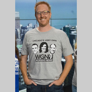 WGN Morning News T-shirt